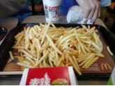 @bob娱乐下载地址人,麦当劳请你免费吃薯条!仅限今天!